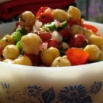 Tracy's Chickpea Salad