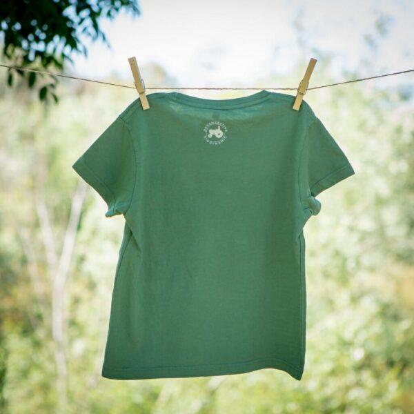 Apricot Lane Farms Kid_s T-shirt – Pine