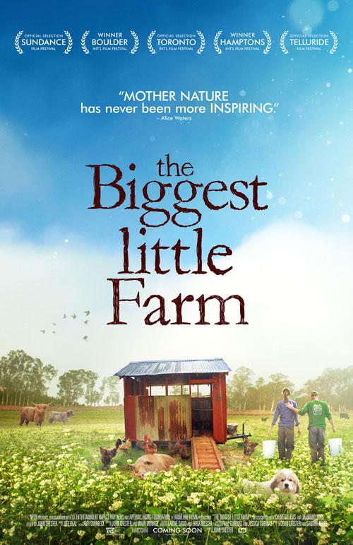 biggest little farm movie poster