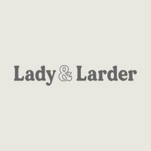 lady & larder logo